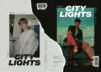 EXO BAEKHYUN CITY LIGHTS 1st Mini Album RANDOM CD+Photo Book+Lyric+Card+F.Poster