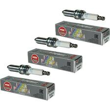 3X NGK Laser Platinum Premium Zündkerze 4288 Typ PLKR7A Zünd Kerze