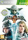Soul Calibur IV 4 Xbox 360 Brand New Sealed Fast Shipping