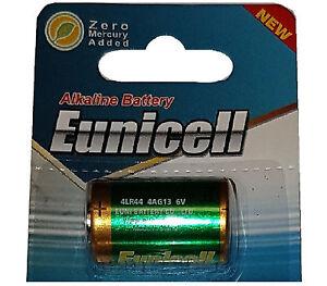 ☀️☀️☀️☀️☀️ 4LR44 Alkaline Batterien PX28, 4G13, 476A, L1325 6 V EUNICELL