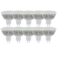 10x EGLO 12721 Power LED Reflektor 3W GU5,3 warmweiß 90Grad Ausstrahlwinkel