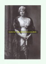mm16-Queen Victoria Eugenie(Battenberg)of Spain daughter Princess Beatrice photo
