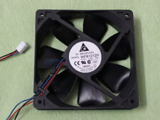Delta WFB1212H 12CM 120mm x 25mm DC Brushless Cooler Cooling Fan 0.45A 3Pin B177