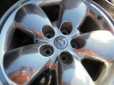 "2002 2003 2004 2005 Dodge Ram 1500 Pickup 20"" Polished Aluminum Wheel Rim #21"