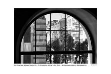 Black & White Photography Art Poster Architectural Details Sofia