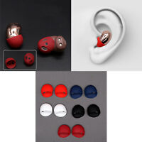 Silicone Headphones Case Skin Cap for Samsung Galaxy Buds Live Bluetooth Earbuds