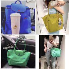 Longchamp Le Pliage Tote Bag with Horse Women's Bags Handbags Backpack 8 Colors