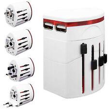Universal International World European Multi Travel Plug Socket Charger Adapter