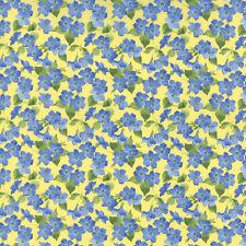 Moda SUMMER BREEZE III Yellow 32945 13 Quilt Fabric BTY By Sentimental Studios.