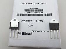 2 Pcs S2055mtp Littelfuse 200v 55a Scr Thyristor To 218