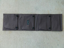 NEW 3 pockect Tracking System Pouch fits wildlife quicktrack tracking collars