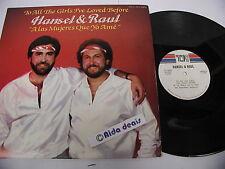Hansel & Raul, A las mujeres que yo ame LP#TH55999 (G)
