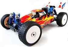 Auto Radiocomandata Buggy RC a scoppio Warrior -PRO OFFROAD 4WD RTR 1:8 2,4 GHZ