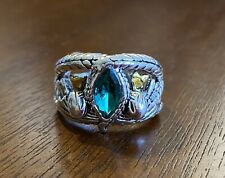 Aragorn Ring Of Barahir Hobbit Lord of the Rings + Gift Bag - King Of Gondor