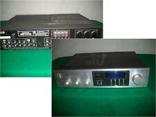 Amplificatore vintage Pioneer SA520 da 70 Watt con display blu