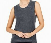 Betsey Johnson Women's Top Charcoal Gray Size Small S Tank Cami $38- #280