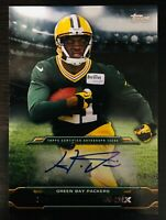 2014 Topps HA HA CLINTON-DIX Autographed Rookie Auto Card #TA-HC  PACKERS
