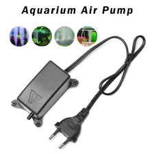 EU Plug Powerful Increase Oxygen Aquarium Air Pump Fish Tank Supply Aerator