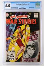 Star Spangled War Stories #88 - CGC 6.0 FN - DC 1960 - Marie Cover!