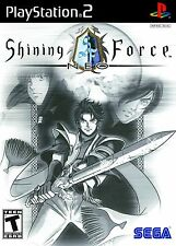 Shining Force Neo - Playstation 2 Game Complete