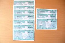 SUPERBE  BILLETS - 10 FRS BURUNDI 2005  - N° SUIVANT  UNC/NEUF !(achat unitaire)