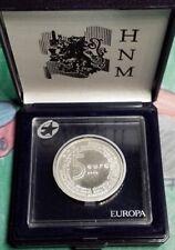 Nederland. 5 Euro zilver PROOF EUROPA munt