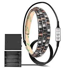 Led Light Strip Sunsbell LED Rope Strips 5050 SMD Battery Powered Led Strip New