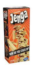 Jenga Classic Game - NEW FREE SHIPPING
