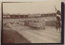 Lyon 1926 Fêtes de la Jeunesse Gymnastique Sport France Photo n4 Vintage