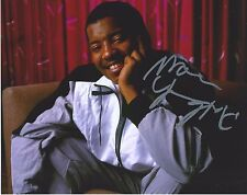 YOUNG MC signed 8x10 PHOTO COA AUTO BUST A MOVE RAP AUTOGRAPH PROOF