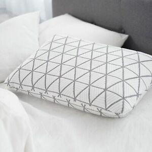 Serta Calm Gel Memory Foam Pillow, FOAM MADE IN USA