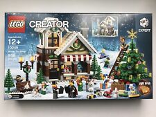 LEGO Winter Toy Shop Creator 10249 - 2015 Holiday Set - New Sealed