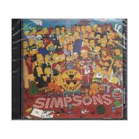The Simpsons CD The Yellow Album OST Soundtrack Geffen GEFD-24480 Sigillato