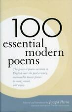 100 Essential Modern Poems, ,1566636124, Book, Good