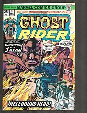 Ghost Rider #9 ~ The Hell-bound Hero ~~ (8.5) WH