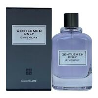 Gentlemen Only by Givenchy for Men 3.3 oz EDT Spray NIB AUTHENTIC