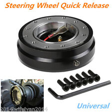 Universal Racing Quick Release Adapter Steering Wheel Hub Formular Car Boss Kit