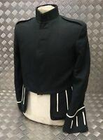 Genuine British Military No1 Dress Scottish Pattern Archer Green Doublet Jacket