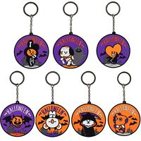 BTS BT21 Official Authentic Goods Key Ring Halloween ver  with Track Number