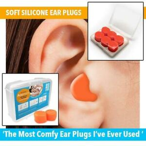 SLEEPING EAR PLUGS | Acusnore Noise Cancelling Ear Plugs for Sleeping