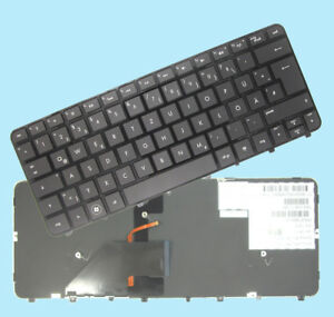 DE Tastatur f. HP Folio 13 13-2000 13-2xxx Sereis mit Beleuchtung