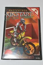 Kickstart Commodore 64 Game Disk Case Off Road Dirt Bike Mastertronic 1984 AGCE