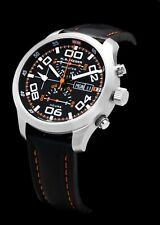 N.B.Yäeger Charlie Aviator Automatic Val. 7750 Chronograph Made IN Germany