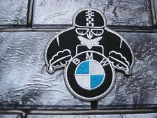 Aufnäher BMW Aufbügler Patch Motorcycles Motorradsport Biker Racing Tuning GT