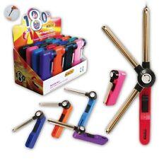 6 Pack - Winlite Utility Multi-Purpose Lighter 180 Degree Turnable & Refillable