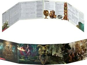 Dungeons & Dragons - Tomb Of Annihilation DM Screen