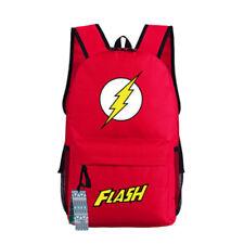 The Avengers The Flash  Backpack Schoolbag Shoulder Bag Bookbag computer Bag