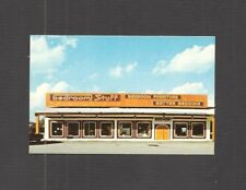 BUSINESS CARD:  BEDROOM STUFF STORE - POMPTON PLAINS, N.J. - BEDDING, FURNITURE