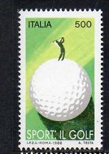 ITALY MNH 1988 SG1996 GOLF