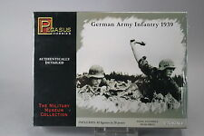YH078 PEGASUS HOBBIES 1/76 maquette figurine 7499 German Army Infantry 1939